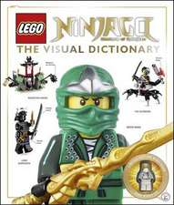 LEGO® Ninjago The Visual Dictionary: With Minifigure