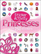 Sticker Activity Princesses