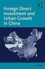 Foreign Direct Investment and Urban Growth in China