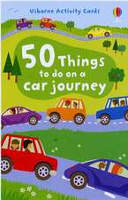 Beckett, L: 50 Things to Do on a Car Journey