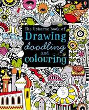 Drawing, Doodling and Colouring Book: KS 1