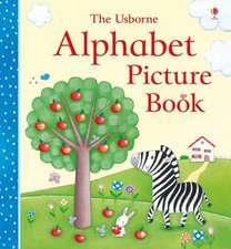 Bonnet, R: Alphabet Picture Book