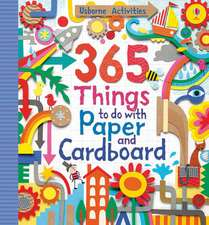 Watt, F: 365 Things to do with Paper and Cardboard