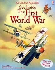 Jones, R: See Inside First World War