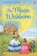 The Magic Wishbone