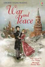 Young Reading War and Peace