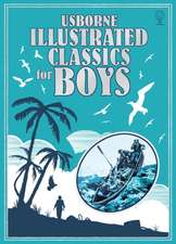 Illustrated Classic for Boys