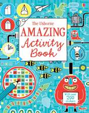 The Usborne Amazing Activity Book
