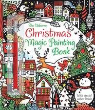 Christmas Magic Painting Book