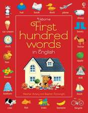 First Hundred Words in English