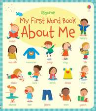 Young, C: My First Word Book About Me