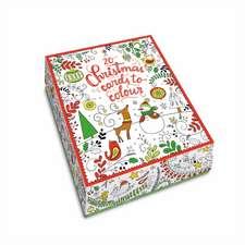 Mirtalipova, D: 20 Christmas Cards to Colour