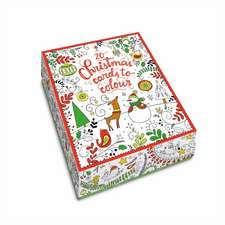 Robson, K: 20 Christmas Cards to Colour