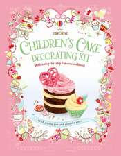 Wheatley, A: Children's Cake Decorating Kit