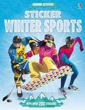 Melmoth, J: Sticker Dressing Winter Sports