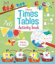Dickins, R: Times Tables Activity Book
