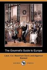 The Gourmet's Guide to Europe (Dodo Press)