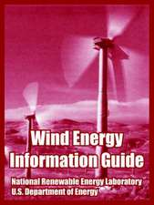 Wind Energy Information Guide