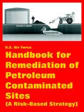 Handbook for Remediation of Petroleum Contaminated Sites (a Risk-Based Strategy)