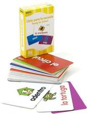 Ready for School (Flash Kids Spanish Flash Cards)