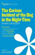 The Curious Incident of the Dog in the Night-Time:  1865-Present Sparkcharts