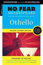 Othello: No Fear Shakespeare Deluxe Student Edition, Volume 7