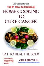 Home Cooking to Cure Cancer