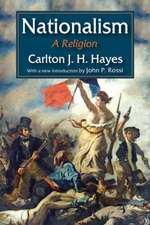 Nationalism:  A Religion