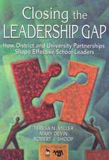 Closing the Leadership Gap: How District and University Partnerships Shape Effective School Leaders