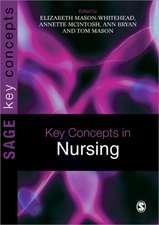 Key Concepts in Nursing