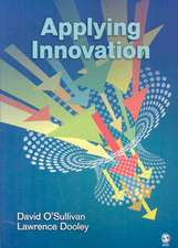 Applying Innovation