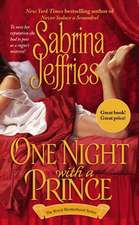 One Night With A Prince: Royal Brotherhood Series Vol. 3