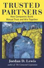 Trusted Partners