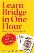 Learn Bridge in One Hour