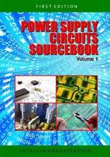Power Supply Circuits Sourcebook Volume 1