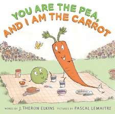 You Are the Pea, and I Am the Carrot:  An Artistic Tale