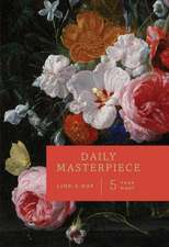 Daily Masterpiece. Line-a-Day 5 Year Diary