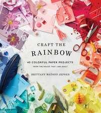Craft the Rainbow