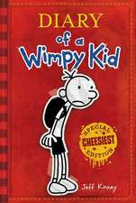 Diary of a Wimpy Kid: Special CHEESIEST Edition