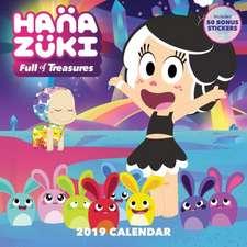 Hanazuki Full of Treasures 2019 Wall Calendar