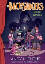 The Backstagers Book 1