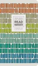Read Harder (A Reading Log)