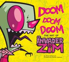 The Art of Invader Zim