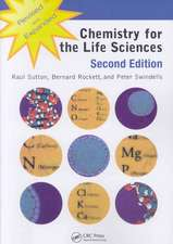 Chemistry for the Life Sciences, Second Edition:  Theory and Design, Second Edition