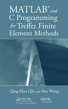 MATLAB and C Programming for Trefftz Finite Element Methods [With CDROM]:  Diagnosis and Management