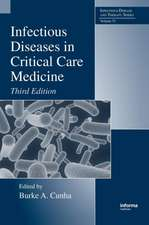 Infectious Disease in Critical Care Medicine