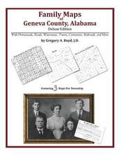 Family Maps of Geneva County, Alabama, Deluxe Edition