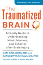 The Traumatized Brain – A Family Guide to Understanding Mood, Memory, and Behavior after Brain Injury