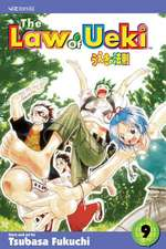 The Law of Ueki, Volume 9