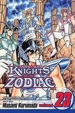 Knights of the Zodiac (Saint Seiya), Volume 23:  The Gate of Despair